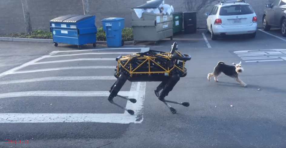 ロボット スポット