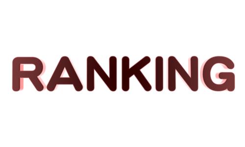 ランキング