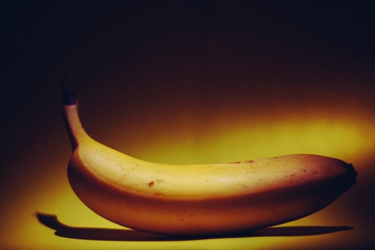 バナナ れる 犬 食べ